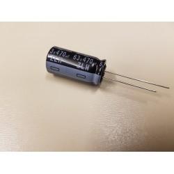 Condensateur RUBYCON 470µF / 63 Volts