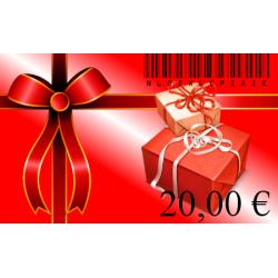 Carte cadeaux 20