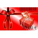 Carte cadeaux 30