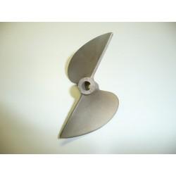 Hélice Prather bronze ø70 pour axe ø6.35 mm