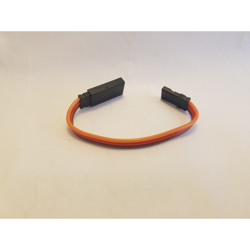 Rallonge câble servo type JR de 10 cm