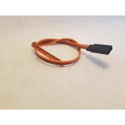 Câble servo HITEC / JR femelle de 30 cm
