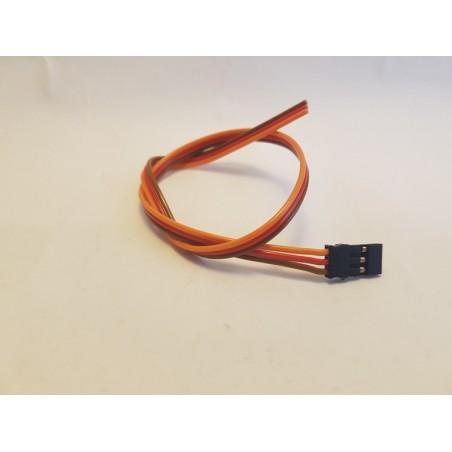 Câble servo HITEC / JR male de 30 cm