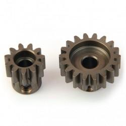 Pignon module 1 acier 17 dents