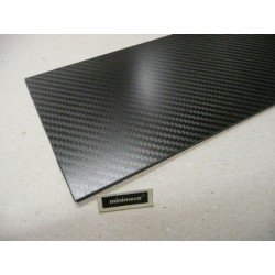 Plaque carbone 3 mm