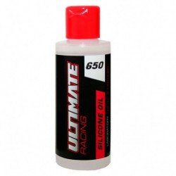 Huile silicone 650 CPS ULTIMATE