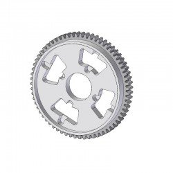 G56 Couronne diff 77-48