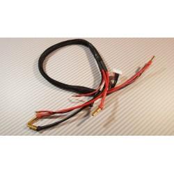 Câble de charge 2 x 2S  PK 5/4 mm / PK 4 mm