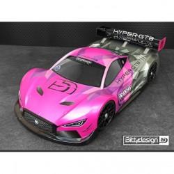 Bittydesign carrosserie HYPER-GT8 (325mm )