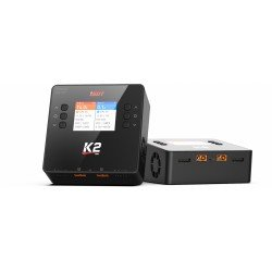 Chargeur ISDT K2 DUO  AC/DC 200/500w