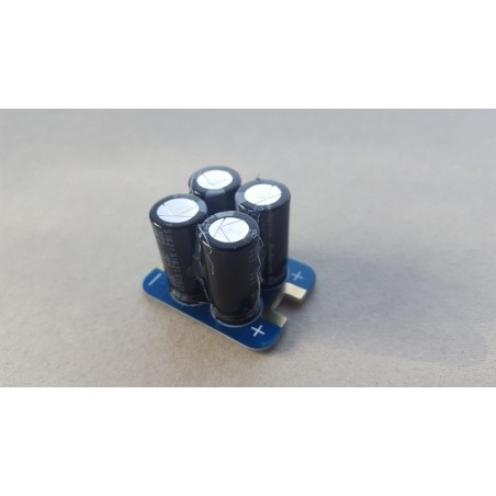 Platine condensateur 63 volts